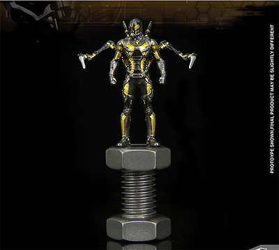 Marvel Ant-Man Yellow Jacket Posed Characted Ant Man FFS004 1:1 Figur Figuren