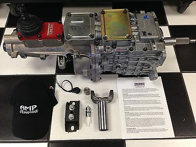 AMP Performance GM Tremec TKO 600 9 Piece Starter Kit TCET5009 or TCET4618