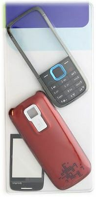 New!! Red Housing / Fascia / Cover / Case for Nokia 5130 XpressMusic