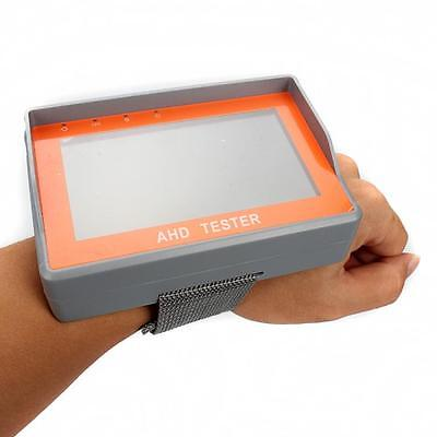 "4.3"" LCD Wrist 1080P AHD CCTV Camera Test Display Monitor Tester DC 12V Output"