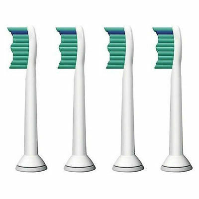 4PCS ProResults toothbrush heads for Philips Sonicare FlexCare Platinum HX6014