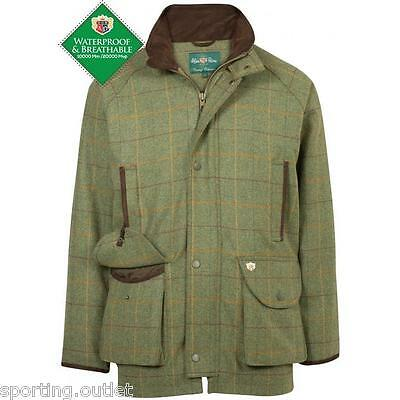 ALAN PAINE COMPTON Tweed Coat Landscape Country Shooting