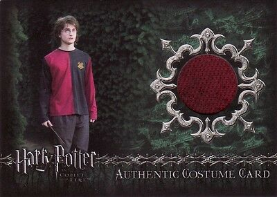 Harry Potter Goblet of Fire Update Harry Potter Third Task C11 Costume Card a