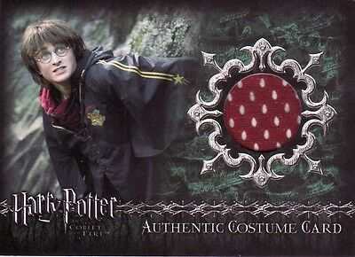 Harry Potter Goblet of Fire Update Harry Potter First Task C5 Costume Card