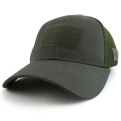 4499f42a4cc13 RAPID 6 PANEL Low Crown Relaxed Fit Trucker Cotton Baseball Caps Cap ...