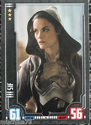 Topps Hero Attax Marvel Cinematic Universe Karte Nr.75 Sif