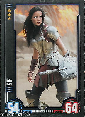 Topps Hero Attax Marvel Cinematic Universe Karte Nr.128 SIF