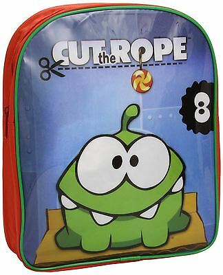 Officially Licensed   CUT THE ROPE   Kids Shaped Backpack School Bag