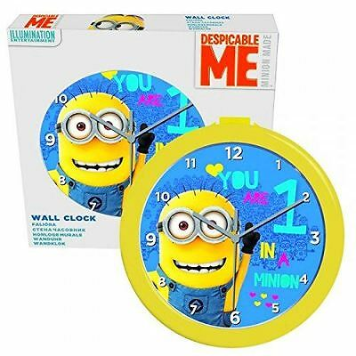 Official | MINIONS | Wall Clock | One in a Minion