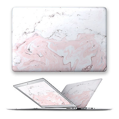 Marble Matte Hard Front Case Cover For Apple Mac Macbook Air Pro 11 12 13 15