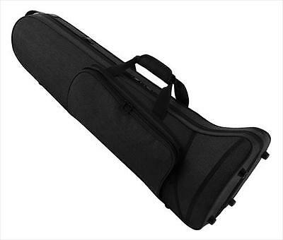 GEWA Compact Bass Trombone Lightweight Case, Black **NEW**