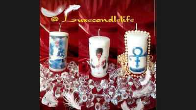 Prince Candles ***********limited , Rare, Prince Will Live Forever We Miss You *