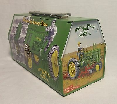 John Deere Toolbox Lunch Box Wrench Handle Changes The Farming Picture Tractor