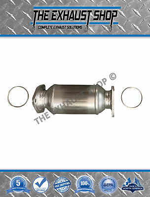 Fit Acura MDX rear MAIN Catalytic Converter DIRECT FIT 2007 2008 2009