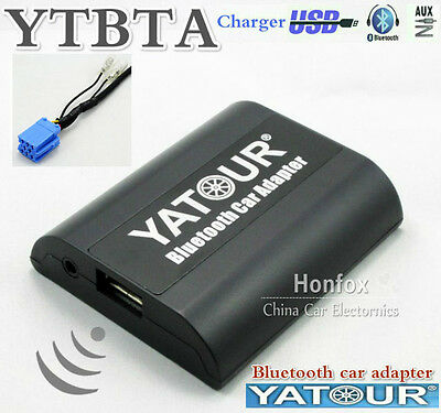 Yatour YT-BTA Bluetooth Adapter for Fiat 8-Pin Alfa Lancia Maserati Blaupunkt