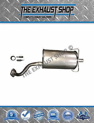 2002-2006 Honda CR-V 2.4L Direct-Fit Muffler Assembly *Made In Canada* NEW