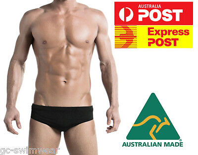Mens Briefs Endurance Swimwear Speedo Style | Australian Made Training Swimsuit