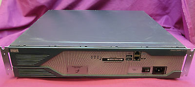 Cisco 2821 2800 SERIES Router Power Tested
