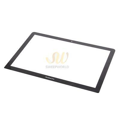 "New 15"" Laptop LCD Screen Front Glass for Apple MacBook Pro A1286 Unibody CA"