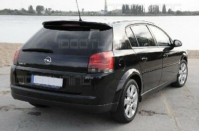 opel corsa e opc vxr heckspoiler spoiler ansatz. Black Bedroom Furniture Sets. Home Design Ideas