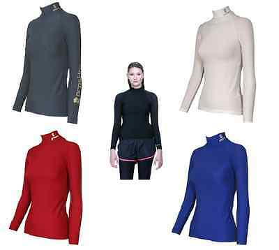 Proskins Active Women Compression Long Sleeve High Top *CURRENT STOCK SALE*