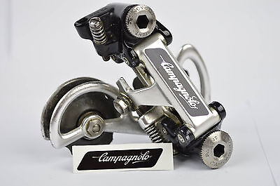 For sale transparent decal with campagnolo super record rear derailleur logo