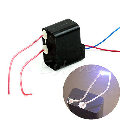Boost High-voltage Generator Step-up Power Module Ignition Coil DC 4.8V to 60kV