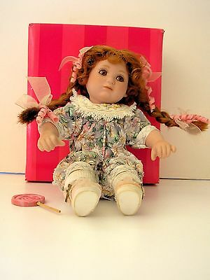 Marie Osmond Tiny Tot Doll Lolli Tiny Tot As Pictured (No Coa)