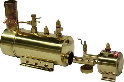 SAITO B2F (boilers for model ships) RC steamboat fledged steamship boilers kit