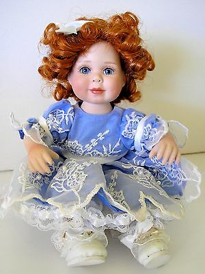 Marie Osmond Tiny Tot Doll - Lacy Tiny Tot As Pictured ( No Coa)