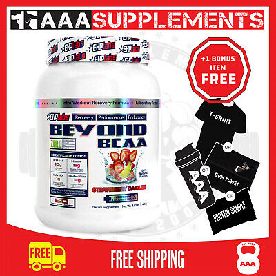 Ehp Labs | Beyond Bcaa | 50 SERVES | Amino Acids Gym Fitness Weight Fat Loss