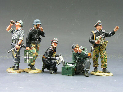 King and (&) Country WS099 - German Tank Crew - Retired