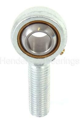 POS20LK1 20mm Rose Joint Male Rod End Bearing M20X2.5 Left Hand RVH