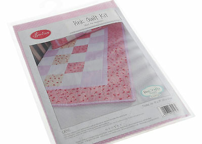 NEW Sew Easy Create a Quilt for Girls | Quilting Kit | FREE DELIVERY