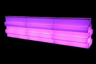 Xavier Bar Counter Led Portable Lightweight Colours Changing Lights With Remote