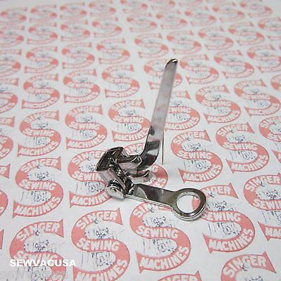 Singer Low Shank Presser Feet Embroidery Darning Foot All metal #006016008