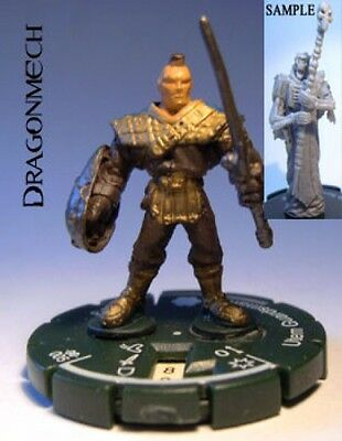 Mage Knight Unlimited Painters Edition #005 Utem Guardsman **
