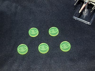 Star Wars X Wing Miniatures Token x5 Green Focus Tokens