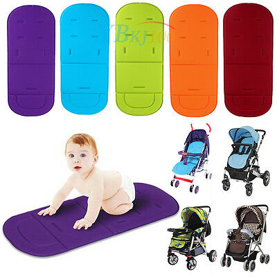 New Baby Infant Kid Soft Pushchair Stroller Pram Car Seat Liner Cushion Mat Pad