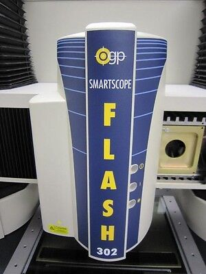 "OGP SmartScope Flash 302 14""x14""x10"" Table, Software, PC, Complete 2011"