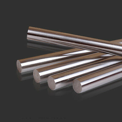 HSS High Speed Steel Milling Engraving Round Turning Lathe Bars 9mm x 200mm