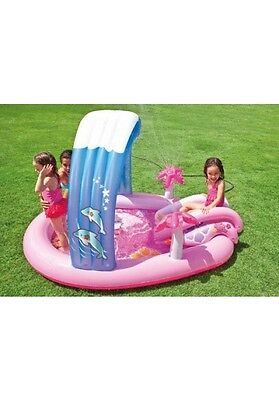Intex Kinder-Pool und Spielcenter »Hello Kitty« Planschbecken Playcenter, neu