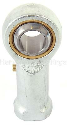 PHSB8 1/2 inch Rose Joint Female Rod End Bearing 1/2-20UNF Right Hand RVH