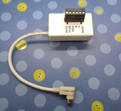 Allen-Bradley Aftermarket 1763-NC01 DH-485 Cable 8-Pin Mini DIN 6-Pin MicroLogix