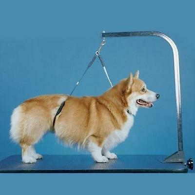 No-Sit Haunch Holder Dog Grooming Restraint Small Medium Dogs (Colors May Vary)
