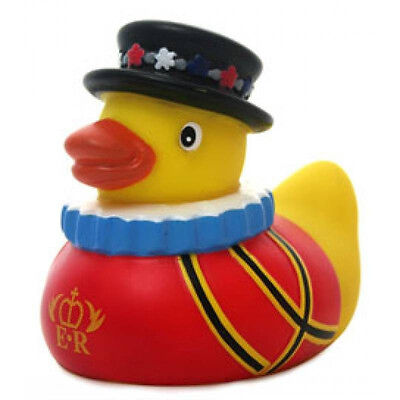 Beefeater Tower of London Rubber Duck From Yarto