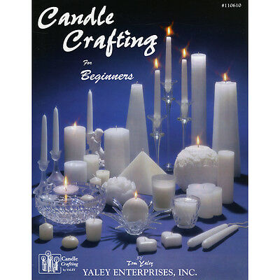 Yaley Books Candle Crafting For Beginners YA-610