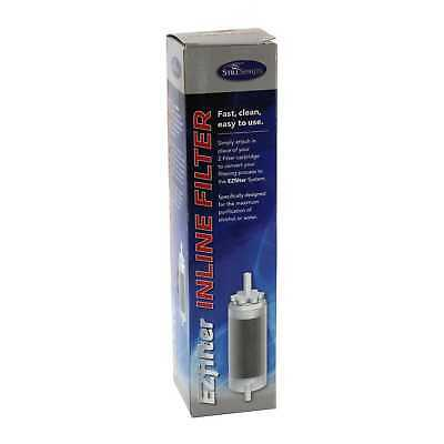 EZfilter Inline Filter for EZfilter System Still Spirits Home Brew