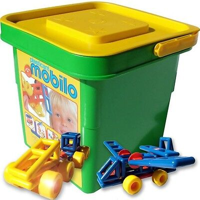 Mobilo Junior Bucket 106 Piece