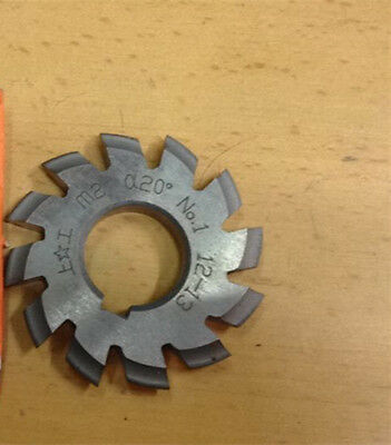 Back To Search Resultstools Set 8pcs Module 1.75 Pa20 Bore22 1#2#3#4#5#6#7#8# Involute Gear Cutters M1.75